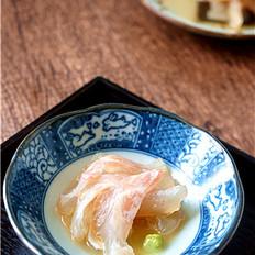日式鲷鱼昆布渍