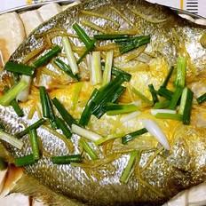 黄鱼鲞蒸豆腐