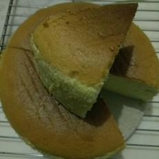 戚风蛋糕-强化奶香版