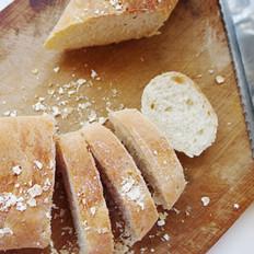 麦片面包棒