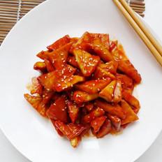 茄汁豆腐角