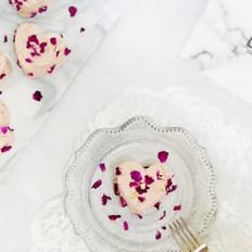 巧克力夹心玫瑰芝士慕斯
