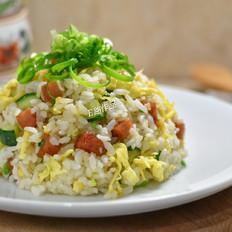 午餐肉蛋炒饭
