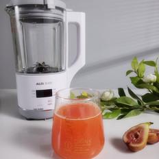 番茄橙汁的做法