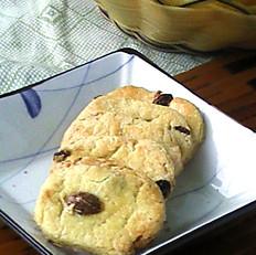 葡萄干酥饼