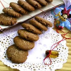砂糖摩卡饼干