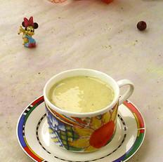 玉米小米豆浆