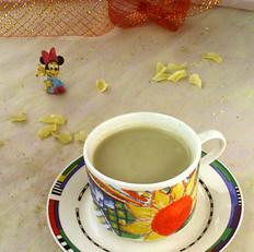 绿豆百合莲子豆浆