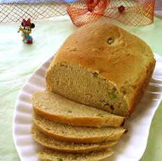 千岛酱豌豆全麦面包