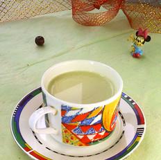 南瓜子熟豆豆浆