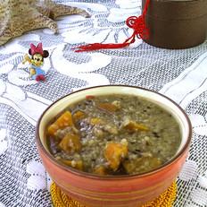 红薯山药小米粥