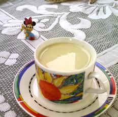 百合苹果豆浆