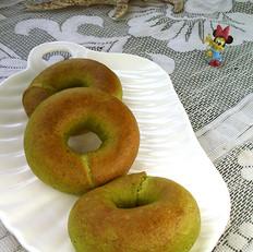 菠菜面包圈