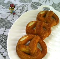 德式扭结面包
