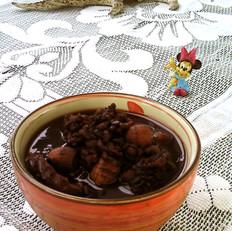 薏仁莲子枣米粥