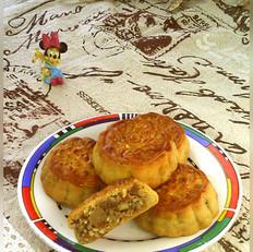 广式传统五仁月饼