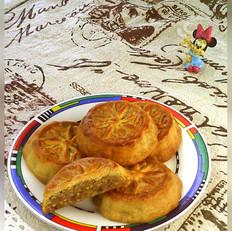 广式椒盐月饼