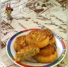 广式桂花五仁月饼