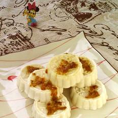 蜂蜜桂花山药糕