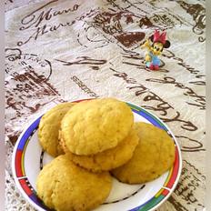 黄豆面玉米饼