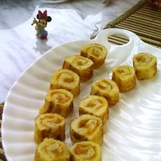柚香吐司卷