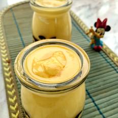 面包机做芒果酸奶