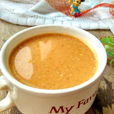 枣杞核桃燕麦薏米红豆浆