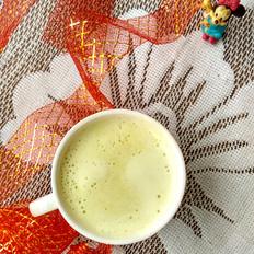 青豆玉米浆