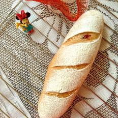 红酒芝士面包