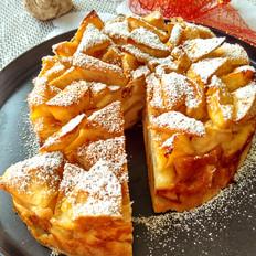 无糖俄罗斯苹果蛋糕