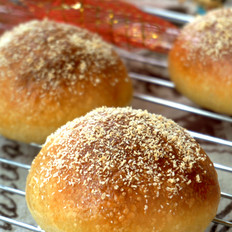 椰蓉淡奶油面包