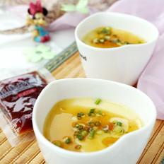 日式沙拉汁蒸蛋羹