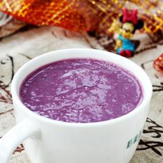 紫薯银耳露