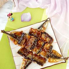 【年年有余】日式沙拉汁烧秋刀鱼