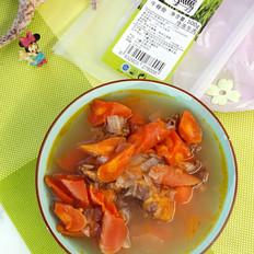 【红红火火】牛脊骨罗宋汤