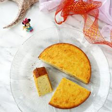 无粉菠萝蜜核蛋糕