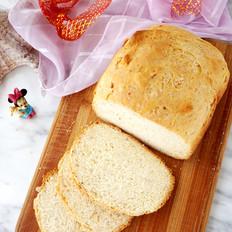 奶香菠萝蜜核面包