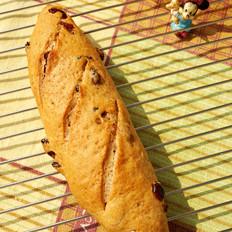 菠萝蜜核蔓越莓面包