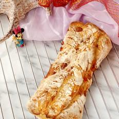 天然酵种奶酪夏巴塔