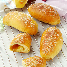 流心沙棘糖心面包
