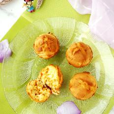 蜂蜜南瓜丝蛋糕的做法