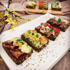 CP第十三弹:丹麦开放式三明治