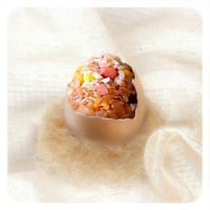 十月静补第二弹:七彩糯米蛋