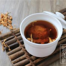 十月静补第二十二弹:虫草花肉汁汤