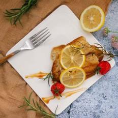 柠檬烤龙利鱼