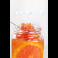 红心柚子酱