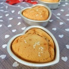 黄豆糯米松饼