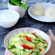 虾皮炒西葫芦