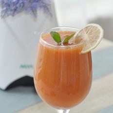 多C多漂亮——胡萝卜苹果汁