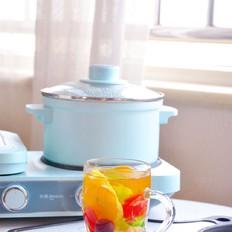 美味夏日水果茶的做法
